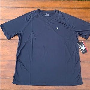 💯Spyder Men's Crew shirt size XL